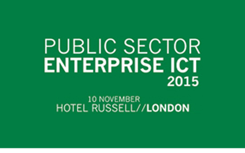 Public Sector Enterprise ICT 2015 Conference